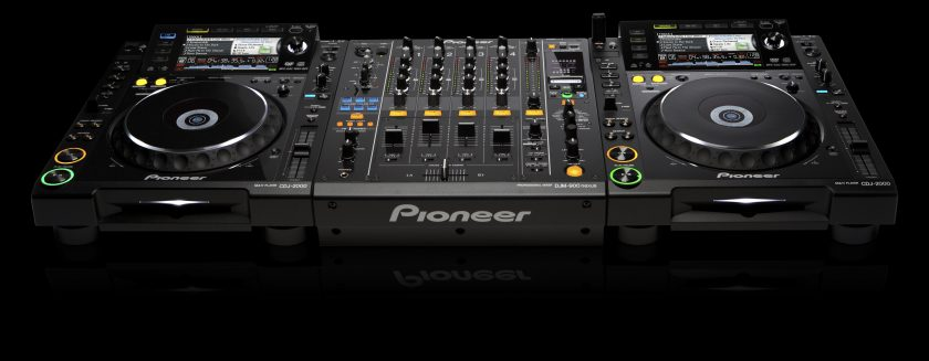 pioneer preparing to sell dj equipment department the playground. Black Bedroom Furniture Sets. Home Design Ideas