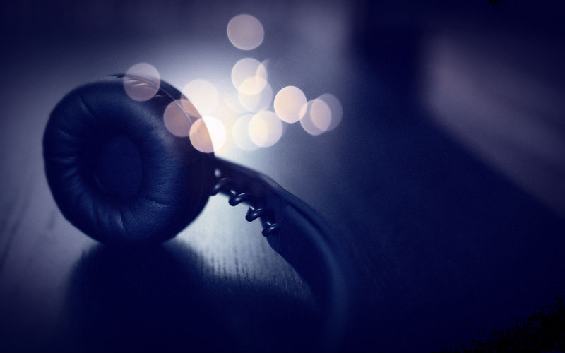 headphones music photography bokeh sennheiser orbs it 2560x1600 wallpaper_www