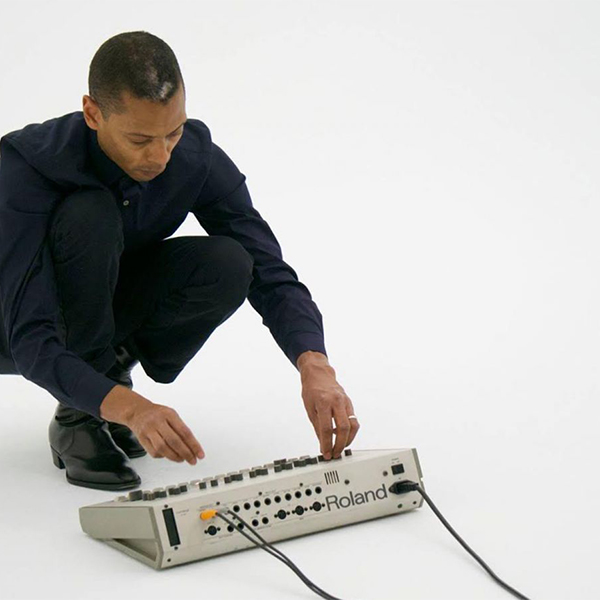 Techno prince Jeff Mills teams up with Afrobeat drummer for